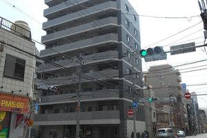 トラディスライズ錦糸町の外観