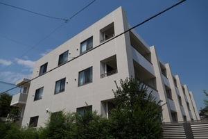 上野毛中町パークハウスの外観