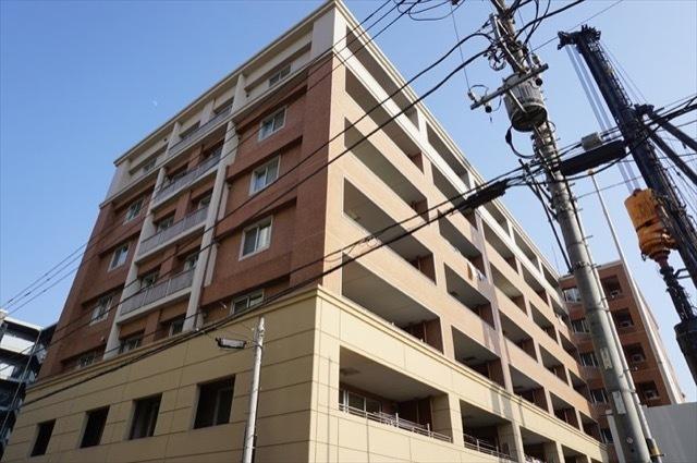 クレッセント横浜ベイシス