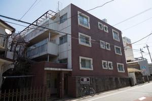 ライオンズマンション桜新町の外観