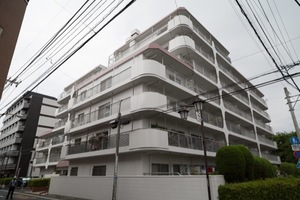 中村橋スカイマンションの外観