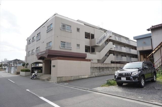 エンゼルハイム新川崎第2の外観
