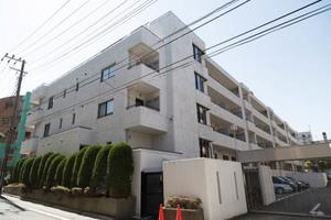 コートハウス桜新町の外観
