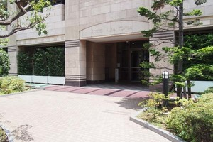 東京アルバタワーのエントランス