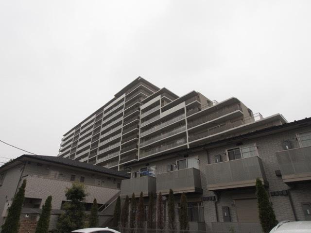 東京ガーデンフォーラムの外観