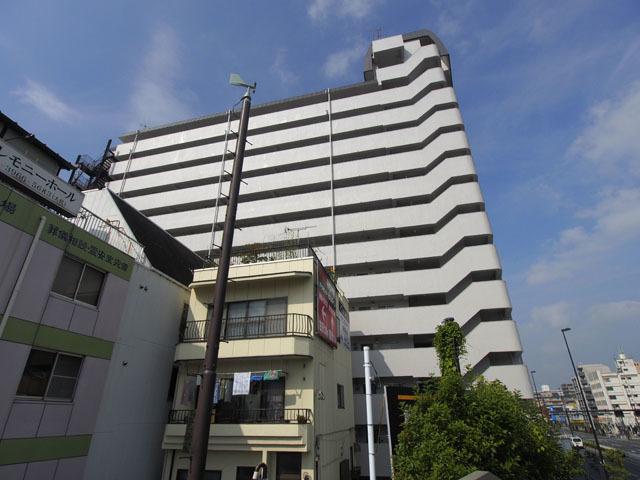 タカシマ志村マンションの外観