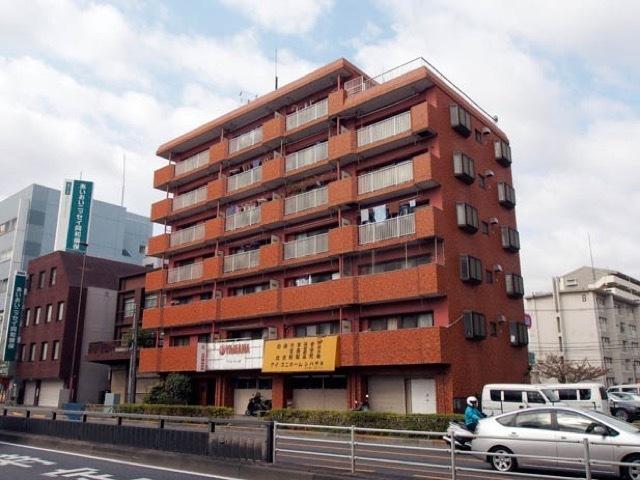 ライフピア竹ノ塚の外観