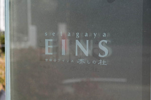 世田谷アインス美しの杜の看板