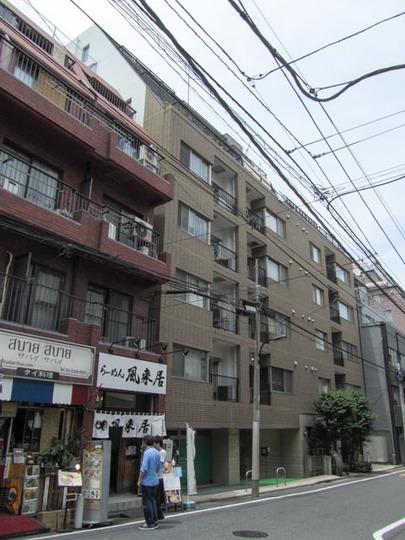 デュオスカーラ西新宿