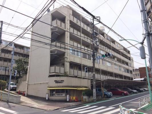 代官山コーポラス【メゾネットタイプ】