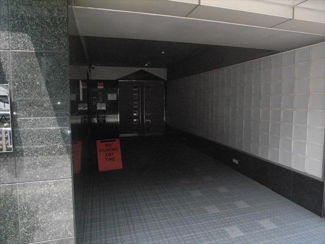 ステージファースト笹塚のエントランス