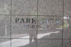 パークシティ杉並の看板