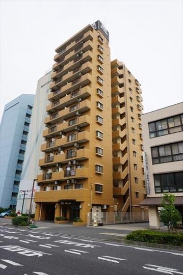 ダイアパレス川崎元木町の外観