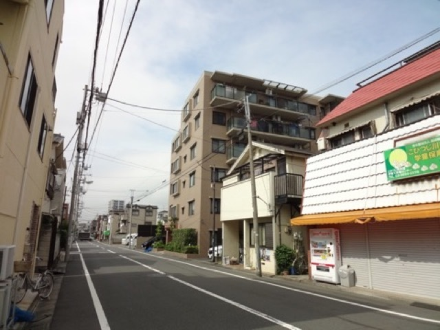 クリオ京成立石壱番館の外観