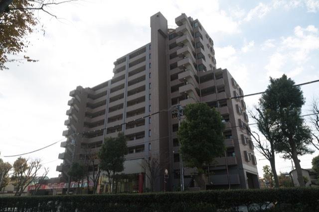 ハイホーム駒沢公園の外観