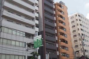 アドバンスステージ田端弐番館の外観