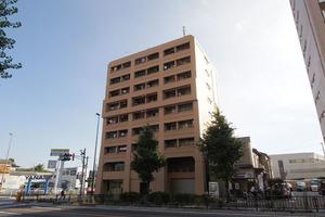 志村ハビテーション(板橋区東坂下)の外観