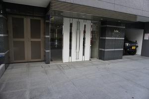 アイル東京向島弐番館のエントランス
