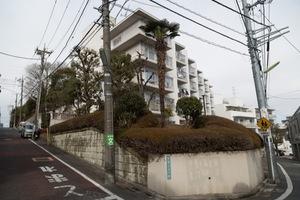 世田谷三宿マンションの外観
