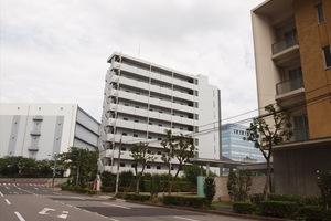 プレールドゥーク東京CANALの外観