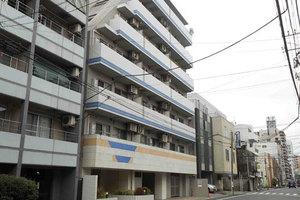 錦糸町アムフラット3の外観