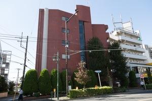 千代田マンション永福町の外観