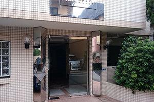 蒲田ダイカンプラザシティのエントランス
