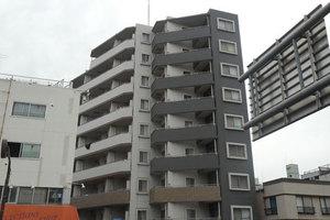 アンビシャスマンション東京シティの外観