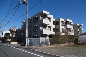 玉川瀬田タウンホームの外観