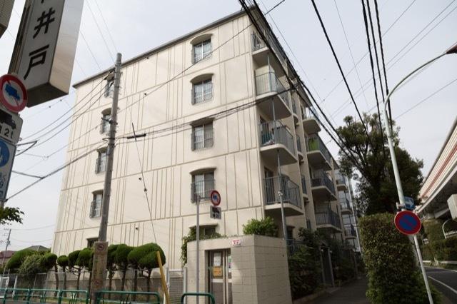 上高井戸ヒミコマンションの外観