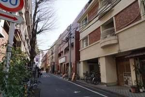 西新宿ハイホームの外観