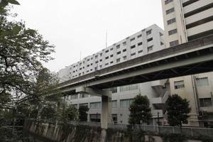 プラザ江戸川橋の外観