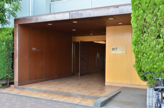 パークホームズ江戸川親水公園のエントランス