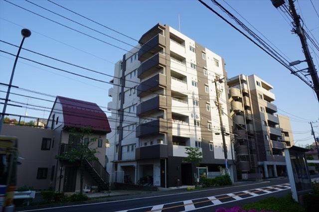 ファーストクラス横濱第2の外観