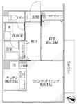 富士見マンション(渋谷区)の間取り