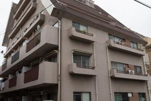 新高円寺マンションの外観