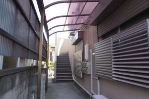 サンライズマンション(板橋区)のエントランス