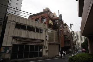 三田ハイムの外観