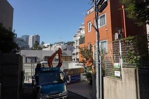 赤坂協栄マンションの外観