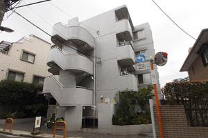 パールマンション墨田1番館の外観