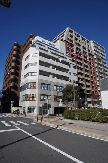 センチュリー新横浜の外観