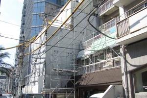 渋谷ビレッジ南平台の外観