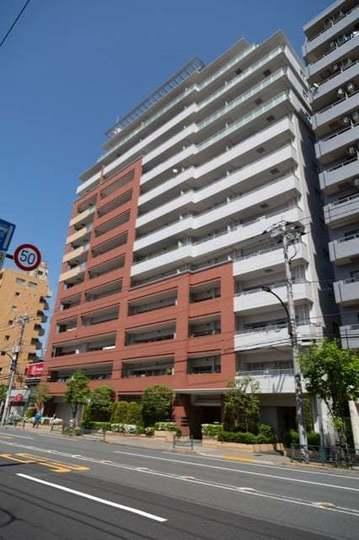 アーデル錦糸町アミュースの外観