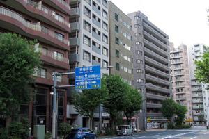 パルク西新宿の外観