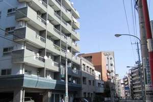東中野マンションの外観