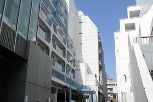 ニュー渋谷コーポラスの外観
