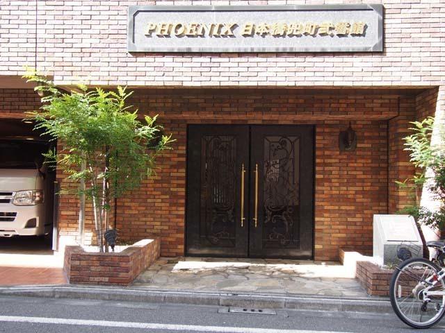 トーシンフェニックス日本橋兜町弐番館のエントランス