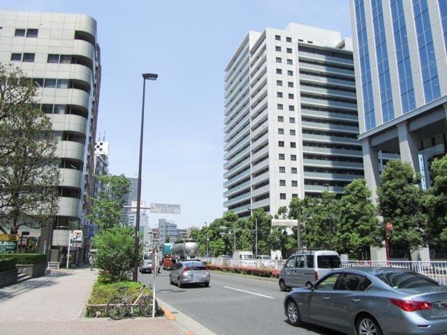 ザパークハウス新宿タワーの外観