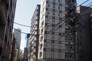 グランヴァンデュヴェール東京の外観