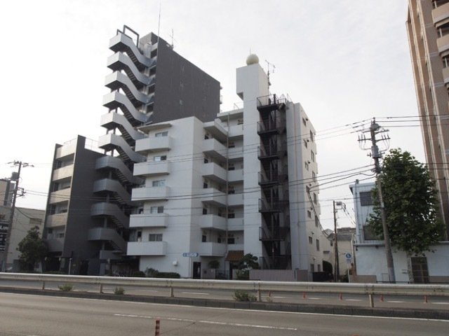 マンション板橋本町
